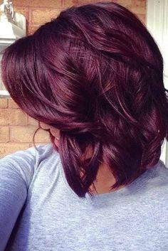 Nouvelle Tendance Coiffures Pour Femme 2017 / 2018 Image Description Les cheveux roux sont intemporels et sexy. Il y a tant de nuances sexy pour choisir une forme pour un nouveau look audacieux. Découvrez