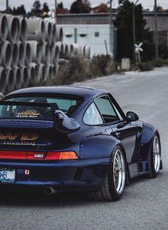 Porsche 911 RWB #porsche #rwb