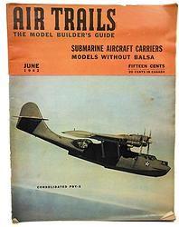 Air Trails June 1942