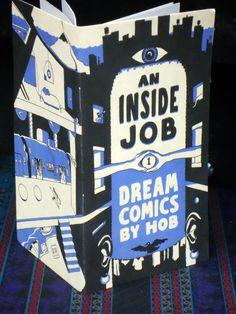 Items similar to An Inside Job 1 (minicomic) on Etsy Job 1, Inside Job, Zine, Composition, Comics, Shop, Etsy, Art, Comic Book