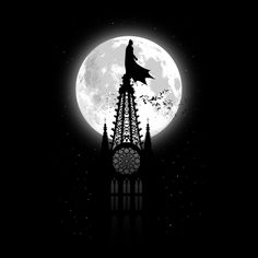 Bat cathedral - NeatoShop