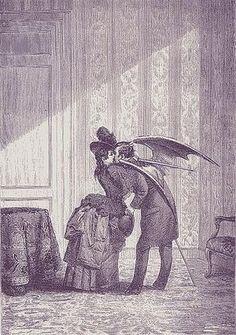 An image from Maz Ernst's Une Semaine de Bonte 1934