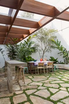 Casa MOA   Gabriella Ornaghi Arquitetura da Paisagem #landscaping