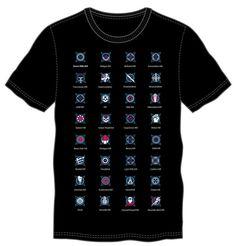 Camiseta So Many Skills So Little Time. Halo 5 Camiseta perteneciente al exitoso videojuego Halo, en su versión número 5, con el título So Many Skills So Little Time, 100% oficial, licenciada y fabricada 100% en algodón. Una camiseta que seguro te gustará si eres un fan.
