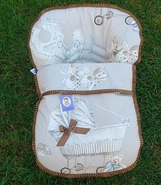 Principes y Princesas.: Colección de paseo Baby Blue: sacos bebé, bolsos...