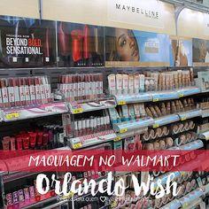 Vai viajar e está querendo comprar maquiagem boa, bonita e barata em Orlando?Ser prepare para enlouquecer ♡Os mercados de Orlando e farmácias são recheado