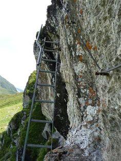 Tristkogel Klettersteig in den Kitzbüheler Alpen / Tirol
