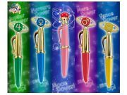 Bandai Sailor Moon 20th Anniversary Limited Disguise / Transformation Pen Set