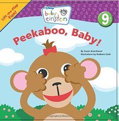 Peekaboo! (Baby Einstein) Einstein, Soft Toys Making, Reading Levels, Baby Disney, Cool Baby Stuff, Sweet Dreams, The Book, Childrens Books, Author