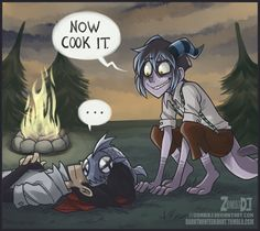 [Don't Starve] Now Cook It by ZombiDJ.deviantart.com on @deviantART