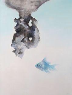 Rippling by Zhang Xin