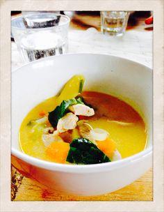 Asian chicken soup Paleo