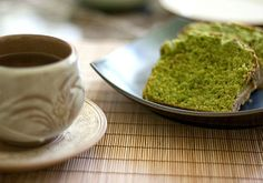 Green Tea Pound Cake - Recipe - The Answer is Cake