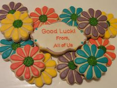 """Duckling Gets a Cookie!?"""" cookie 