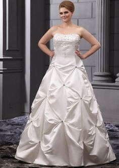 Cheap Plus Size Wedding Gowns
