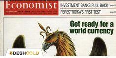 The Economist: il cambio del sistema monetario è per il 2018