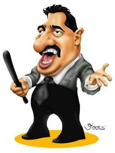 caricaturas brasileiras - Pesquisa Google-ratinho