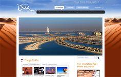 20 Amazing Travel Website Designs #webdesign #inspiration