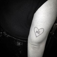 #heart #me #tattoo #reikotattoo #studiokeen #名古屋 #大須 #矢場町 #タトゥー