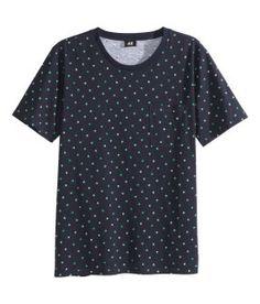Men   T-shirts & Vests   H&M US
