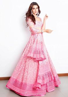 27 Ideas For Bridal Wear Indian Deepika Padukone Indian Wedding Outfits, Indian Outfits, Indian Designer Outfits, Designer Dresses, Bridal Lehenga, Lehenga Choli, Beautiful Indian Actress, Bollywood Fashion, Bollywood Celebrities