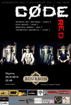 http://justbands.gr/code-red-live-bourbon-bar/