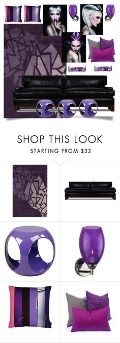 """""""Old Color Combo"""" by mrs-rc ❤ liked on Polyvore featuring interior, interiors, interior design, home, home decor, interior decorating, Home Decorators Collection, Wella, Thrive and Office Star"""