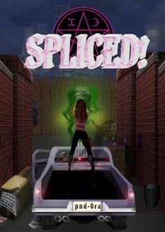 Spliced! (Bloodsoak Chronicles) by Jonathan Black, http://www.amazon.com/dp/B00795J83O/ref=cm_sw_r_pi_dp_CeuZpb0HNDZB3