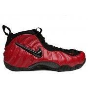 http://www.blackgot.com Buy Cheap Nike Air Foamposite pro Red Black