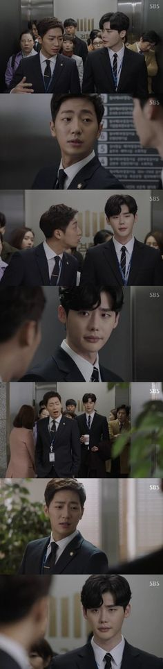 [Spoiler] Added episodes 9 and 10 captures for the #kdrama 'While You Were Sleeping - 2017'