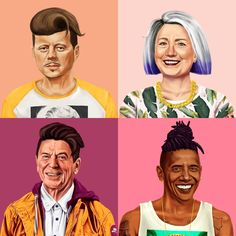 Hipster Politicians...