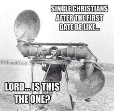 Single Christian Humor