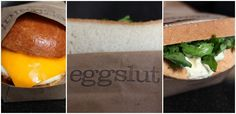 Grand Central Market is now home to Eggslut, a formerly mobile outfit focused on incredible-edible egg dishes: pork shoulder nachos ($8) capped with a sunny-side egg (dubbed the Not&