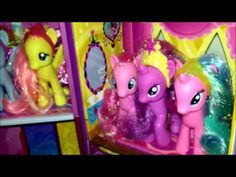 My Little Pony Collection As Of February 2013