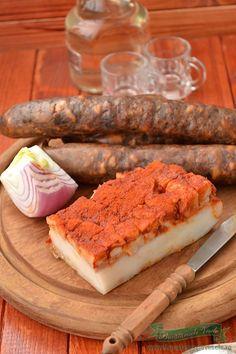 Cooked goiter - Gusa de porc fiarta