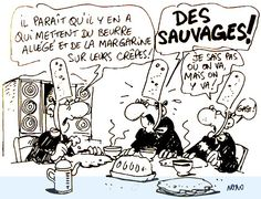 Humour beurre