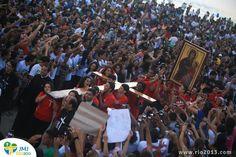 28º Jornada de la Juventud, en Río - 2013