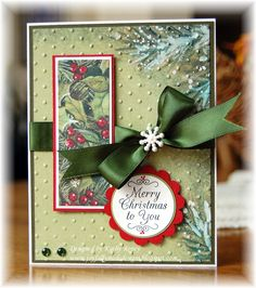 Joyfully Made Designs: Christmas One Sheet Wonder 8 x 8   Nine different cards from one sheet of paper.