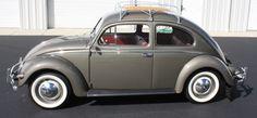 1957 VW Beetle Oval Window Sedan For Sale @ Oldbug.com