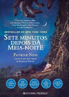 """Bloguinhas Paradise: Novidade Editorial Presença - """"Sete Minutos Depois..."""