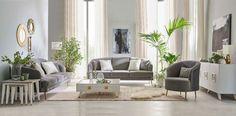 En Konforlu Oturma Odası Koltuk Takımları Sofa, Couch, Outdoor Furniture Sets, Outdoor Decor, Diy, Design, Home Decor, Houses, Furniture
