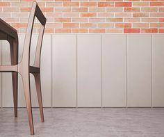 Detalhes que fazem a diferença: o Lalique Blanc se enquadra perfeitamente nesta categoria de revestimentos. Nesta aplicação, a composição com os tijolinhos da linha All Brick gerou equilíbrio e elegância.   Puro charme!  #portobello_sa #portobellolovers #LaliqueBlanc #Allbricks #WallMosaic #decor #decoraçao #revestimento #porcelanato