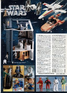 70's Catalog Page