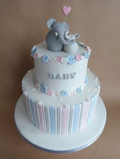 Baby Elephant Shower