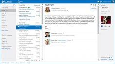 Microsoft revela Outlook.com