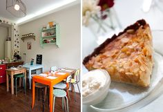 Lovely lunch spot in Paris: HiP Paris Blog, Julien Hausherr, Mamie Green
