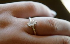 Engagement Ring Rough Diamond Jewelry Natural and Uncut Diamond Wedding Band Quartz Ring Sterling Silver Wedding Band Herkimer