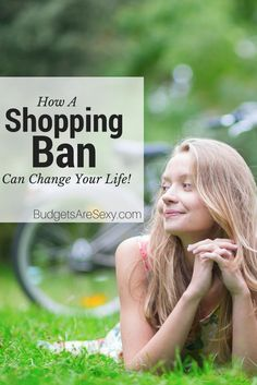 My New Shopping Ban + a J. Money in Your Pocket! Another day another dollar earned/saved/invested/pa Mo Money, Money Tips, Money Saving Tips, No Spend Challenge, Financial Tips, Financial Peace, Get Out Of Debt, Budgeting Finances, Debt Payoff
