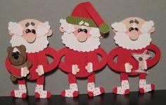 Blinkin', Thinkin', & Inkin': Santa Series Number 5 - Goodnight Santa