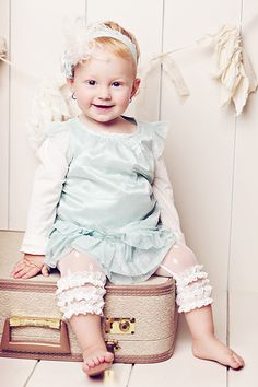 adorable outfit for a little girl